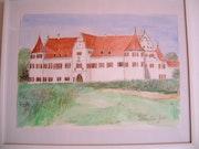 Schloss Grünau en Neuburg an der Donau. Klaus Herder