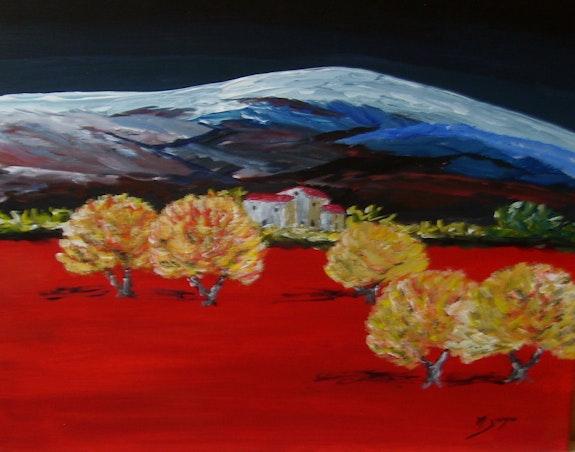Mount sieht Rot. Michel Jégu Michel Jégu