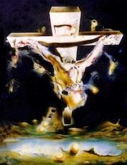 «Der Christus des Heiligen Johannes vom Kreuz». Ernst Georg Stief