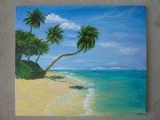 Beach of the South Seas.