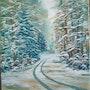 Winter. Jadwiga Hajdo