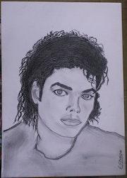 Portrait M. Jackson.