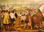 Estudio sobre la pintura de Velazquez. Rafael Del Santo
