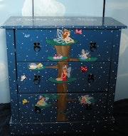 Dresser Fairy Wood «tree fairy» Christmas Dream * * create Painter.