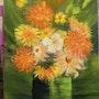Bouquet de fleurs. Jacquie