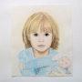 Child Portrait. Patbiloya