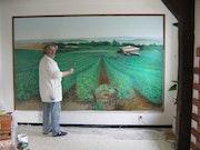 Fresco. Jean Claude