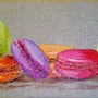 Macaroons. Eve Viscardi
