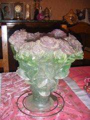 Rose Vase. Maurine Mac Farren