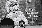 Harlem. New York. 2003. Ronald Martinez