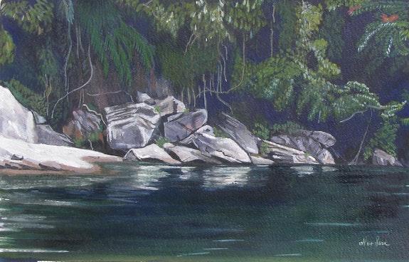 Jungleriver. Nurlisa Nurlisa Kosewahr