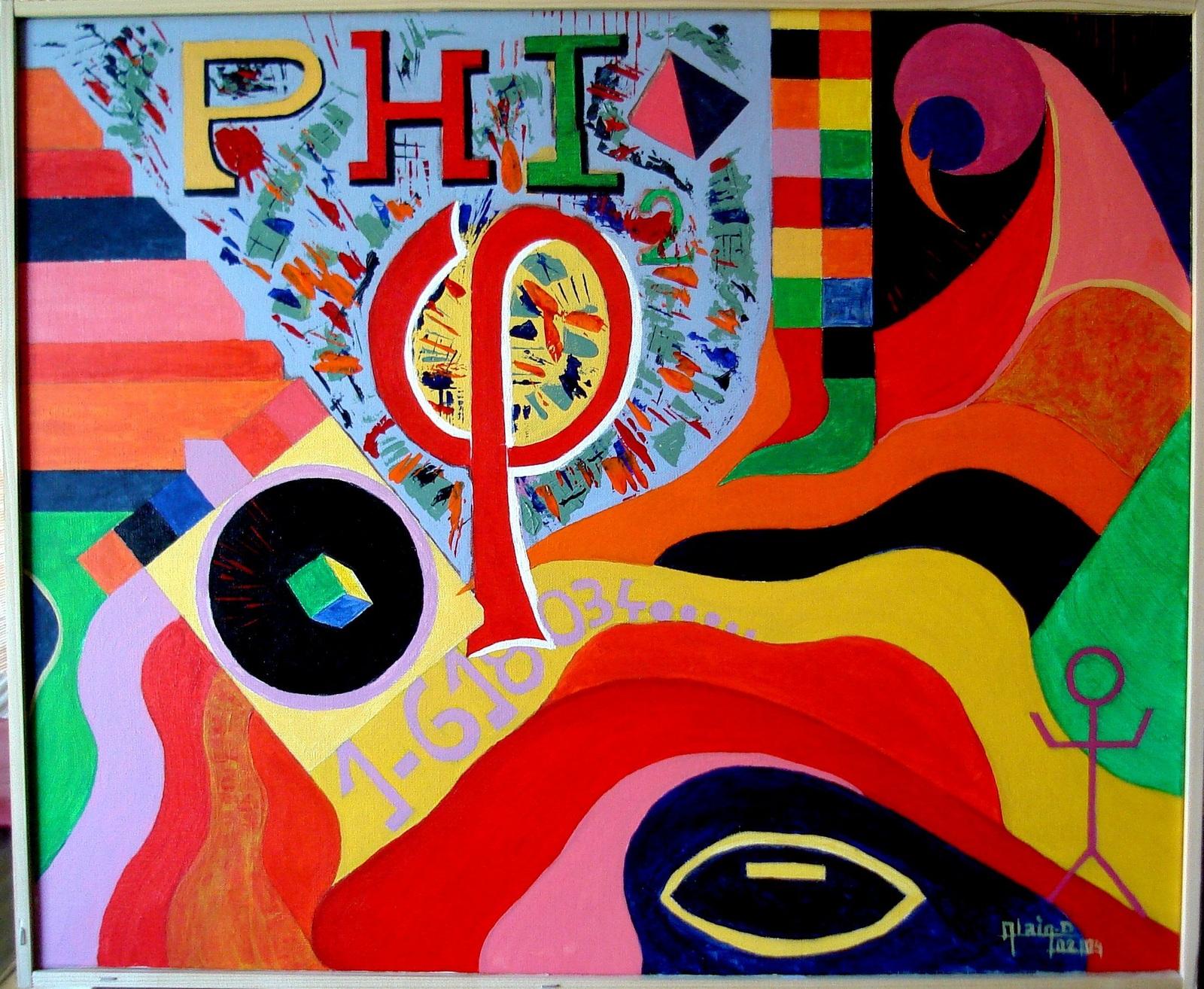 Peintures Le Nombre D Or Page 10114 Oeuvres D Artistes