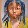 Young Asian girl. Michel Torsiello