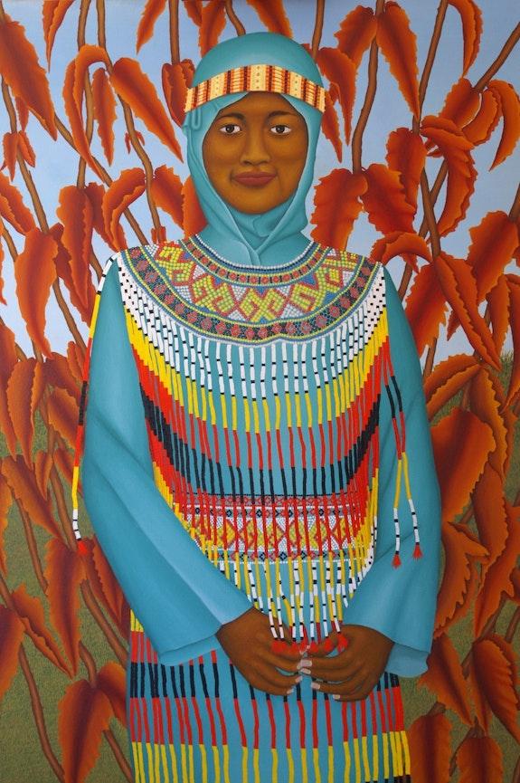 Sulawesi Chica. Brian L Art Brian L Art