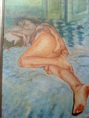 Desnudo sin paisaje. Antonio Gonzalez Plana