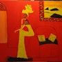 El desierto. Katia Frazier