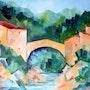 Die Teufelsbrücke. Martine Gornay