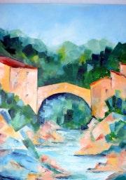 Puente del Diablo. Martine Gornay