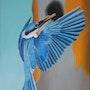 Bluebird. Brian L Art