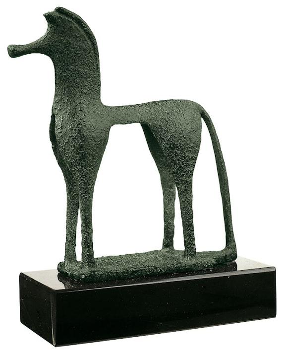 Griego caballo. Atelier des moulages du Louvre Réunion des Musées Nationaux