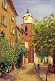 Rue de Saint-Tropez.