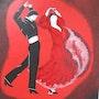 Flamenco. Patrick Lebreton