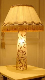 «Olympe» lampe à poser.