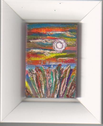Spring Colors. Richi Richi :Matches Boxes Art Gallery Collection