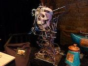 Scarfos «Cyberpunk».