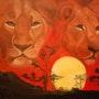 Leones su lugar en África. Patrick Incognito