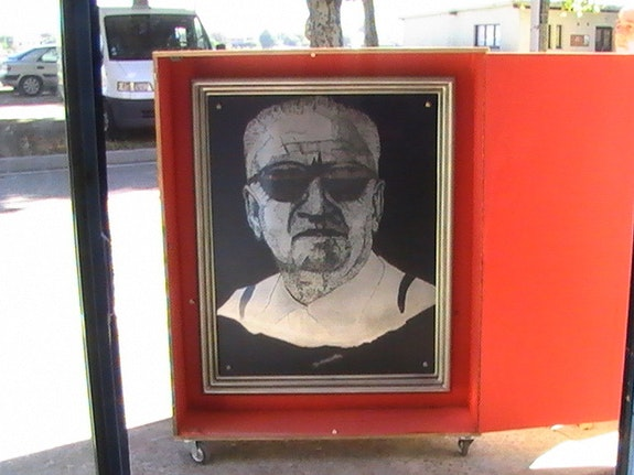 Ferrari Enzo Portrait. Jo Soussan Jo Soussan
