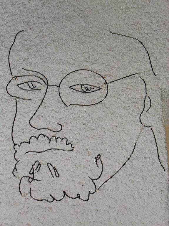 Self portrait of matisse. Jo Soussan Jo Soussan