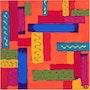 Rectángulos y colores. M. T. G