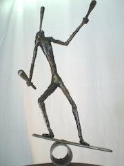 Le jongleur équilibriste.
