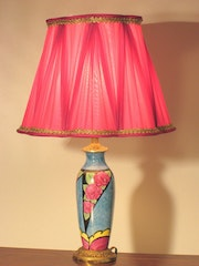 «Harlequin» table lamp.