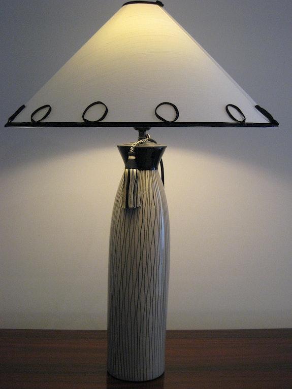 «Colombine» lampe à poser. Création Mimi Coup d'Coeur Mimi Coup d'coeur, Création