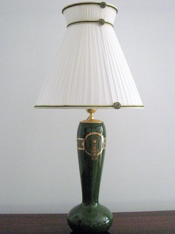 «Gentiane» lampe à poser. Création Mimi Coup d'Coeur Mimi Coup d'coeur, Création