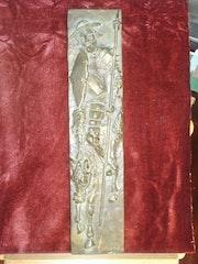 Dalí Don Quijote. Autorretrato. Bronce.. Historien d'art, Archéologue; Chercheur Free-L.
