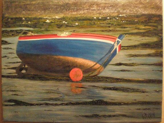 Barco Portsall. Gilles Pichon Gilles Pichon
