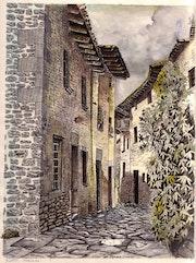Rincón en Rubí. Marino Méndez