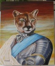 Mr Puma.