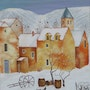 Snow Village. C. Poincenot