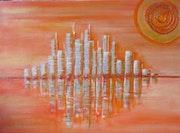 Canicule sur Metropolis. Eric Totaro