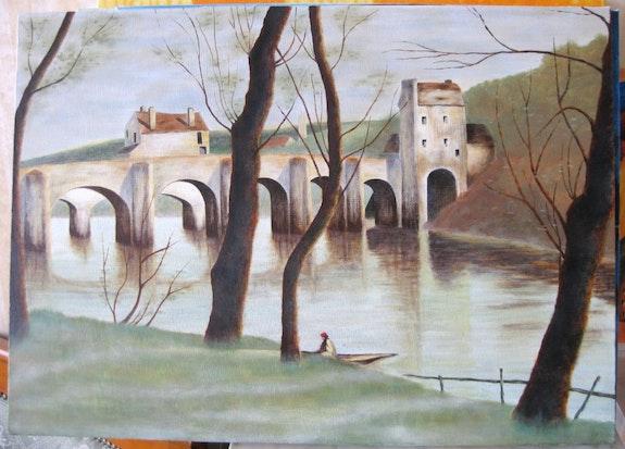 Pont de Nantes / Corot. C. Cenot C. Poincenot