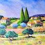 Provence. Marc Lejeune