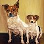 Rusty et Tekila. Julia. Colletto