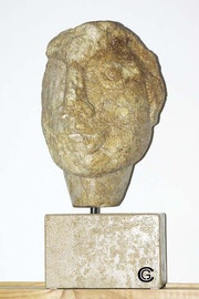 Simply Human (private collection). Gérard Jean Cayla