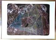 Hans Erni, artiste suisse, 3 Originallitografien avec la signature originale.
