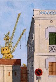 Union navale de Barcelone.