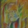Mujer espejo. Artiste Peintre
